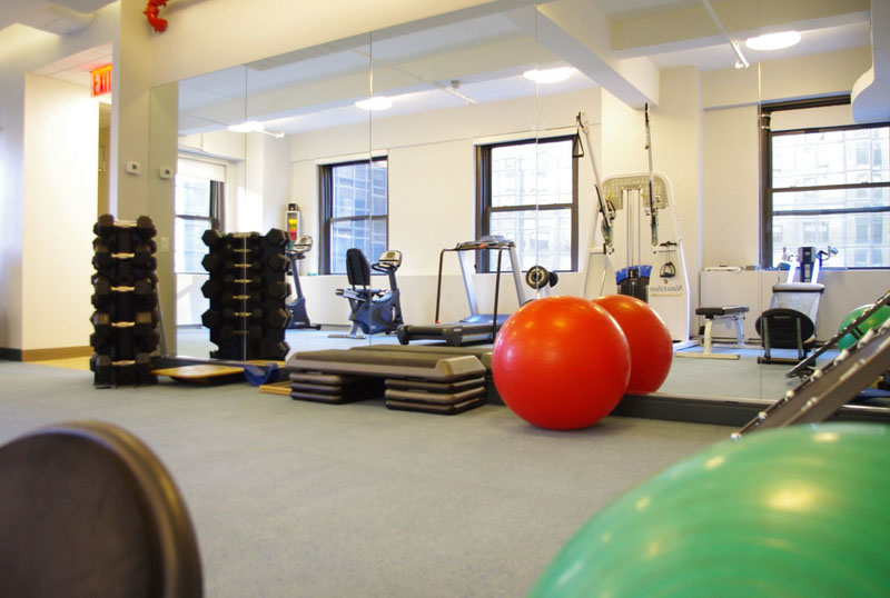 Grand Central Physical Therapy Gym