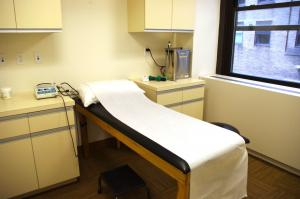 INDIVIDUAL TREATMENT ROOMS