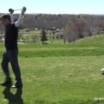 Don't let your golf game cause back pain