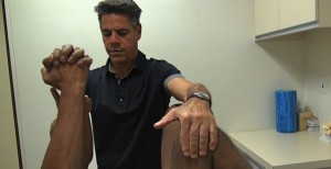Physical therapy for back pain from herniated disk