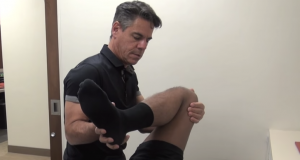 Physical therapy treatment in private room